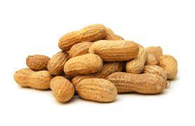 Amendoim é um alimento rico em magnésio