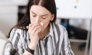 Como funciona o tratamento para a rinite?