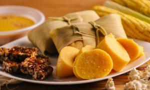 Salsichão, pé-de-moleque, milho verde: Quais quitutes de festa junina são os maiores vilões para quem quer manter o peso?