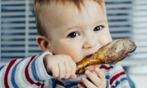 A partir de que idade o zinco deve fazer parte da dieta na infância?