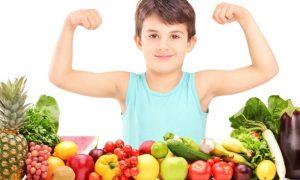 Seu filho está com o organismo forte? Alimentação pode turbinar a imunidade