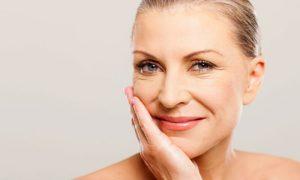 Quais são os sintomas visíveis de que a pele está envelhecendo?