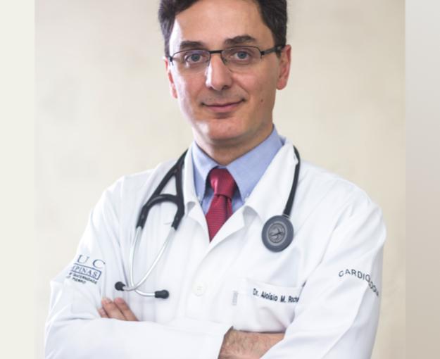 Dr. Aloísio Marchi da Rocha