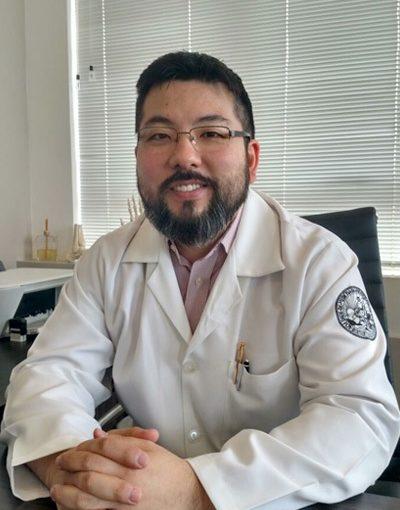 Dr. Marco Makoto Inagaki