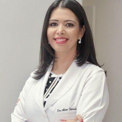 Dra. Aline Ferreira Bandeira de Melo